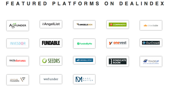 DealIndex: Aggregating & Adding Value to Unbundled Alternative Financing