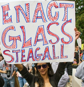 FinTech Scenario planning around a reintroduction of Glass-Steagall