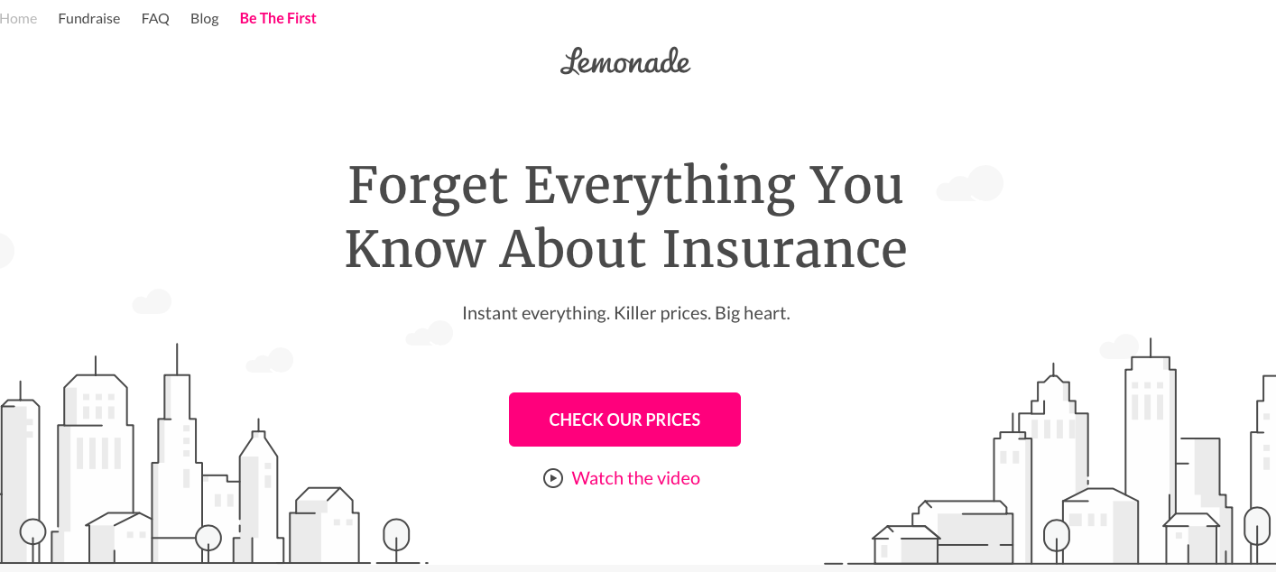 Parsing Lemonade PR to see if P2P insurance is game changer or a mirage