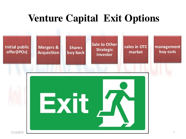 An ipo is an ________ exit strategy for entrepreneurial ventures.