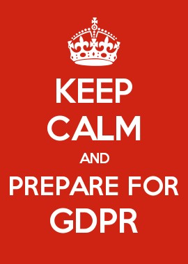 Keep Calm And Prepare For Gdpr Daily Fintech