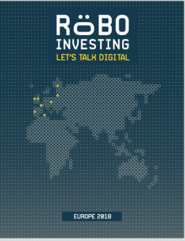 Brochure Cover Image  - brochure cover image - reporting from the top Digital investing event – Daily Fintech