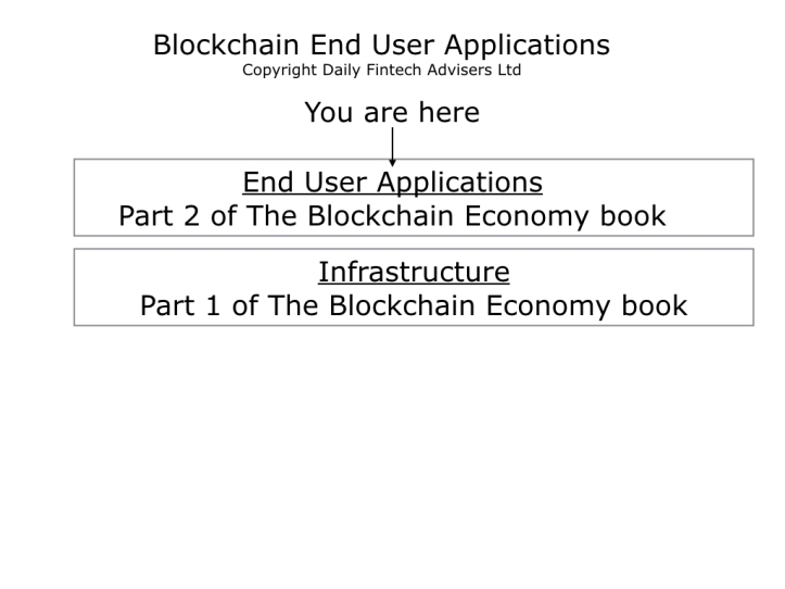 Blockchain End User Applications.001