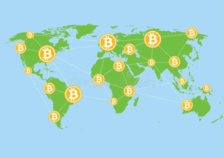 bitcoin legality map
