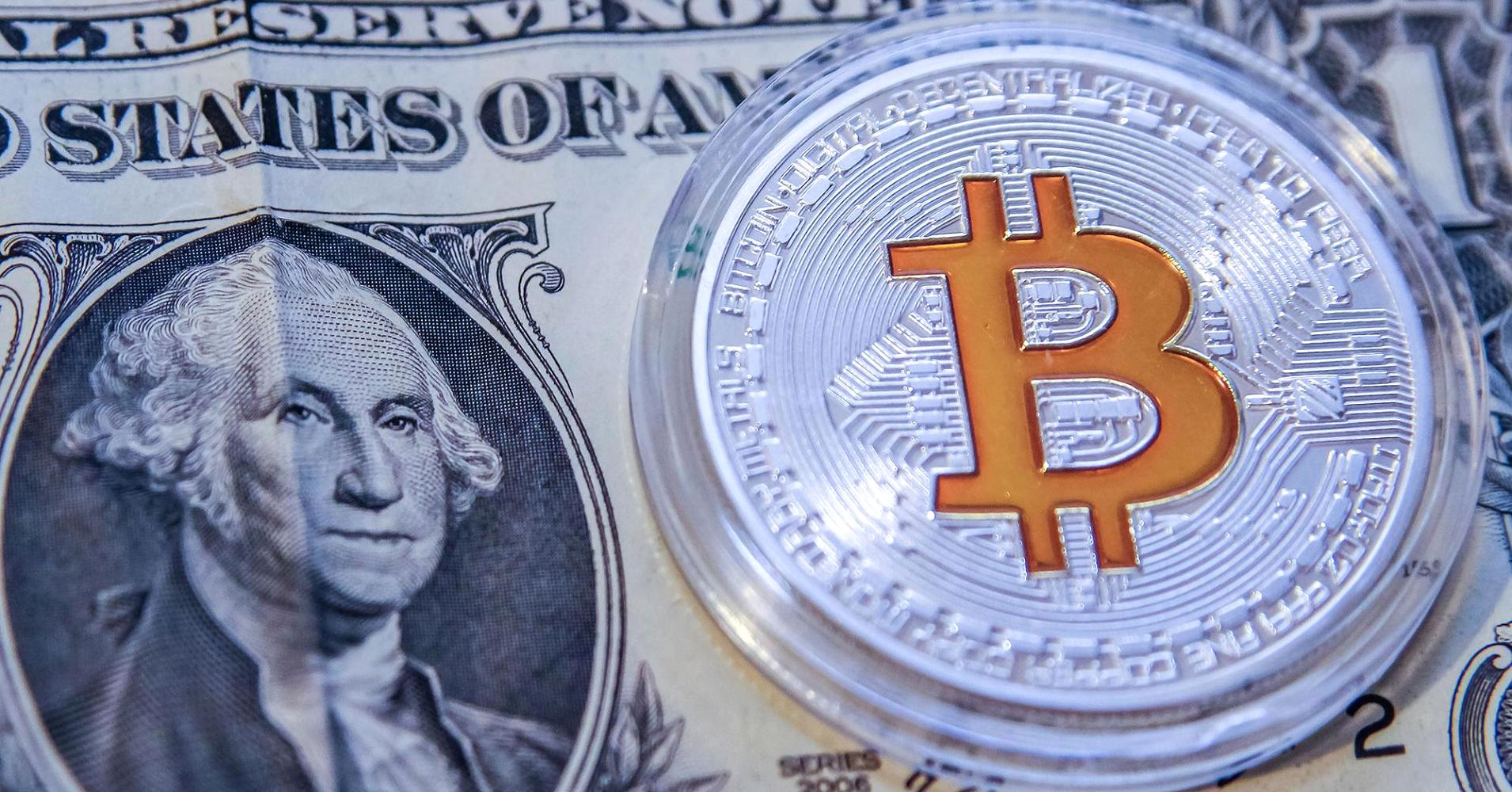 Blockchain Front Page: Can a Cryptocurrency replace the US Dollar to Become the World's Reserve Currency?