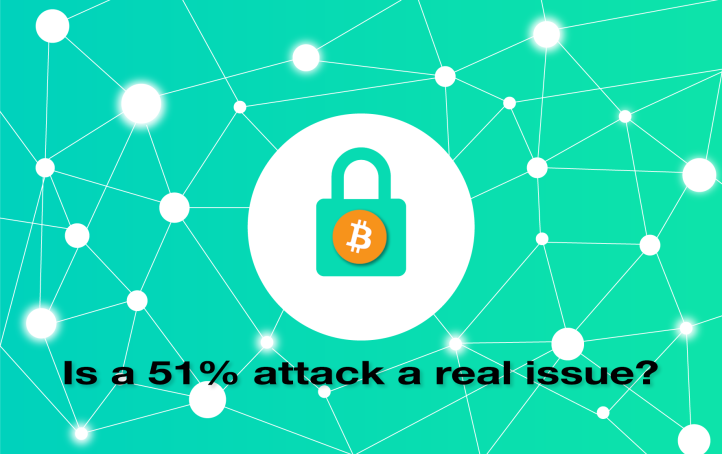 Is a 51% attack a real issue?